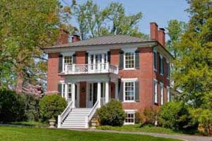 Charlottesville Historic Homes for Sale